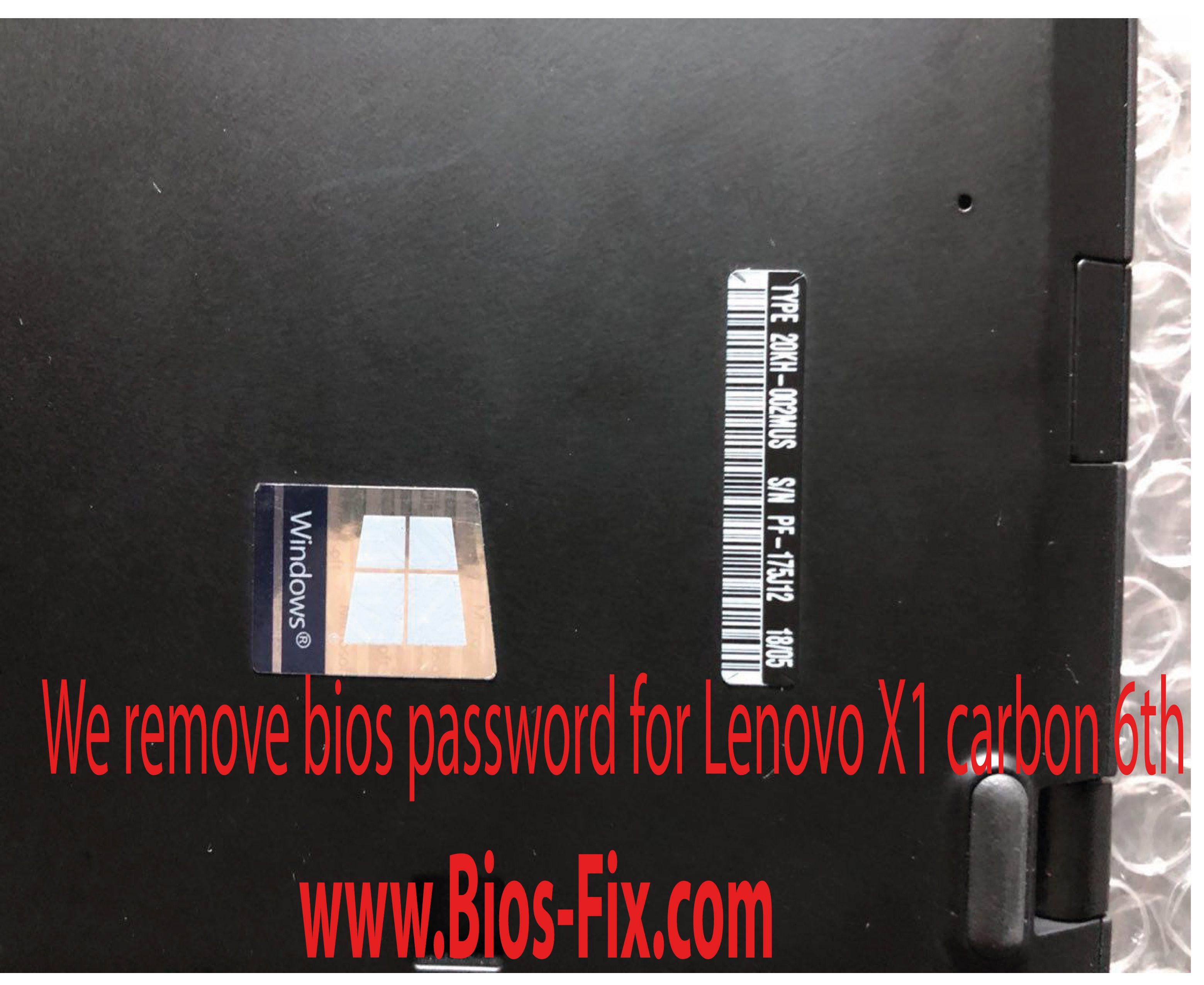 remove-bios-password-for-Lenovo-X1-carbon-6th.jpg